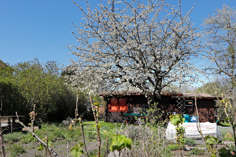Lagenser Gärten BUND und schön am 25. April