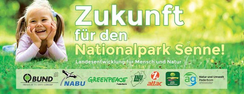 Unterstützen Sie den Nationalpark Senne