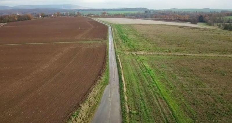 Amazon und das Beller Feld - Vernichtung wertvoller landwirtschaftlicher Böden