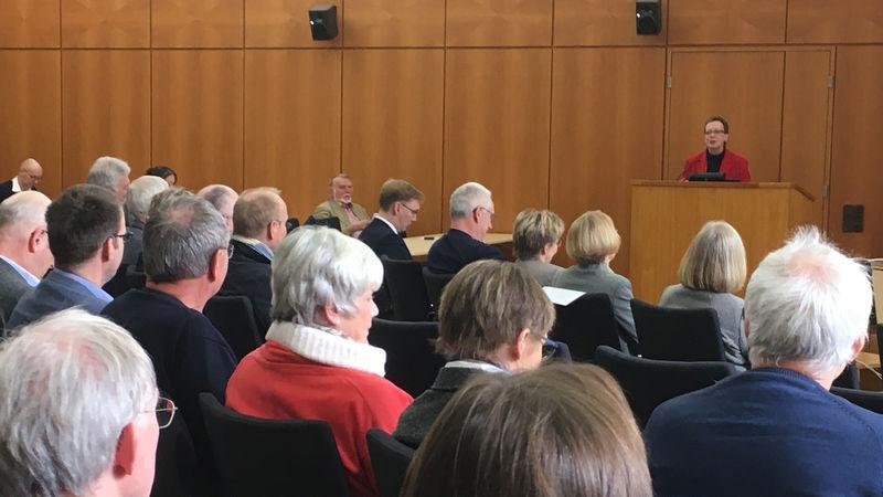 Bezirkskonferenz Naturschutz am 23.3.2018 in Detmold