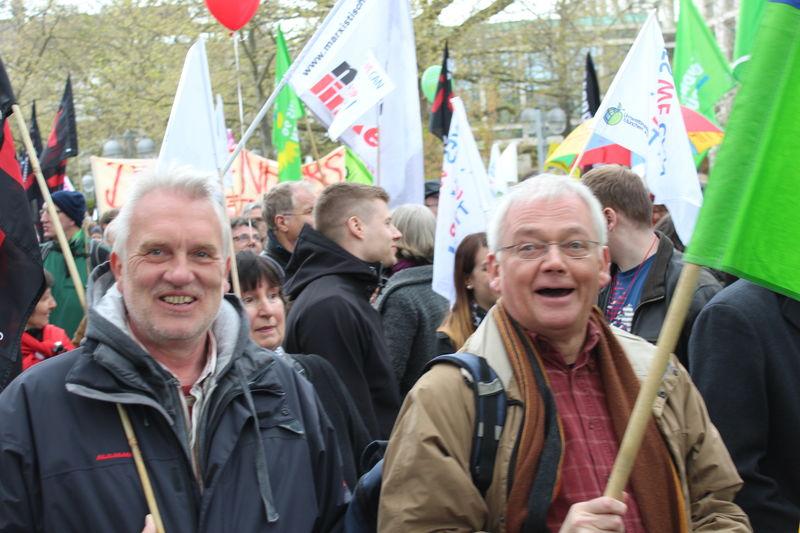 "Demonstration in Hannover: 70.000 Menschen fordern ""TTIP & CETA stoppen"""