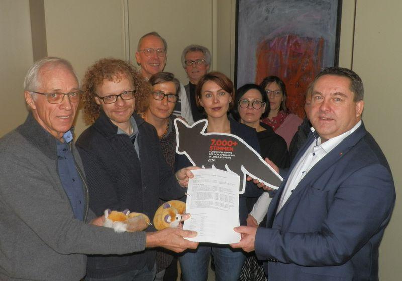 BUND sammelt 18.400 Unterschriften!